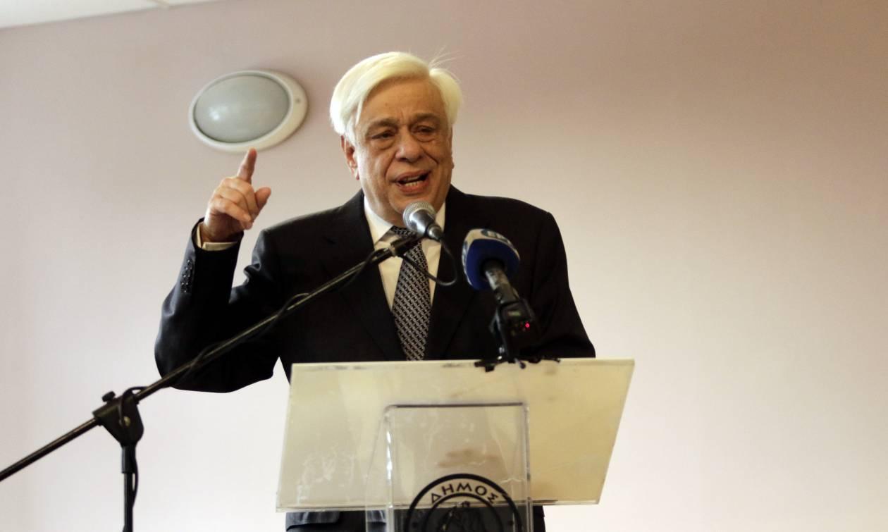 Προκόπης Παυλόπουλος: Στοιχειώδες χρέος του Κράτους η λειτουργία ειδικών σχολείων (pics)