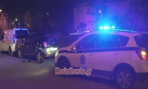 Μεθυσμένος οδηγός στην Κόρινθο τράκαρε με... έξι αυτοκίνητα! (video)