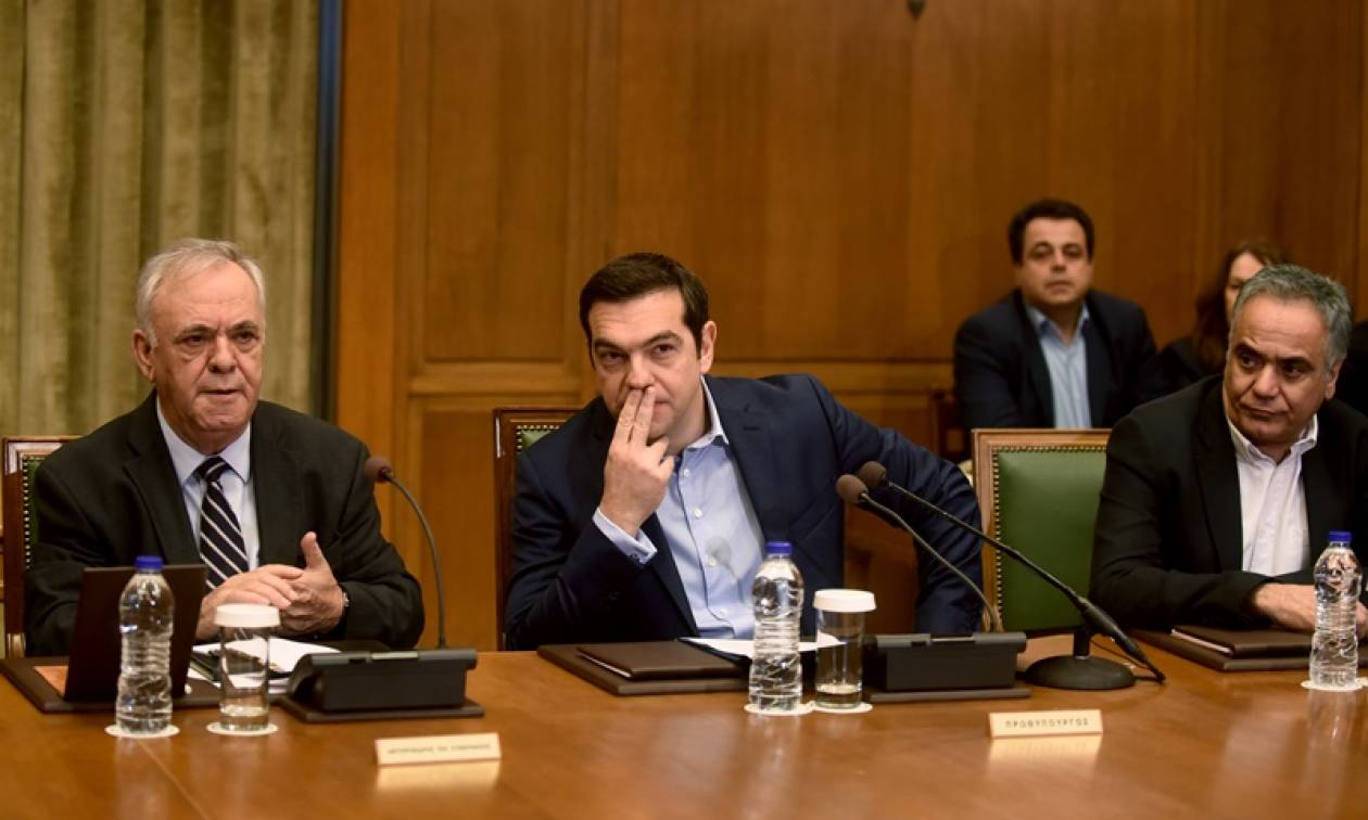 Tsipras: Challenges and opportunities ahead in 2018, both in economy and foreign policy
