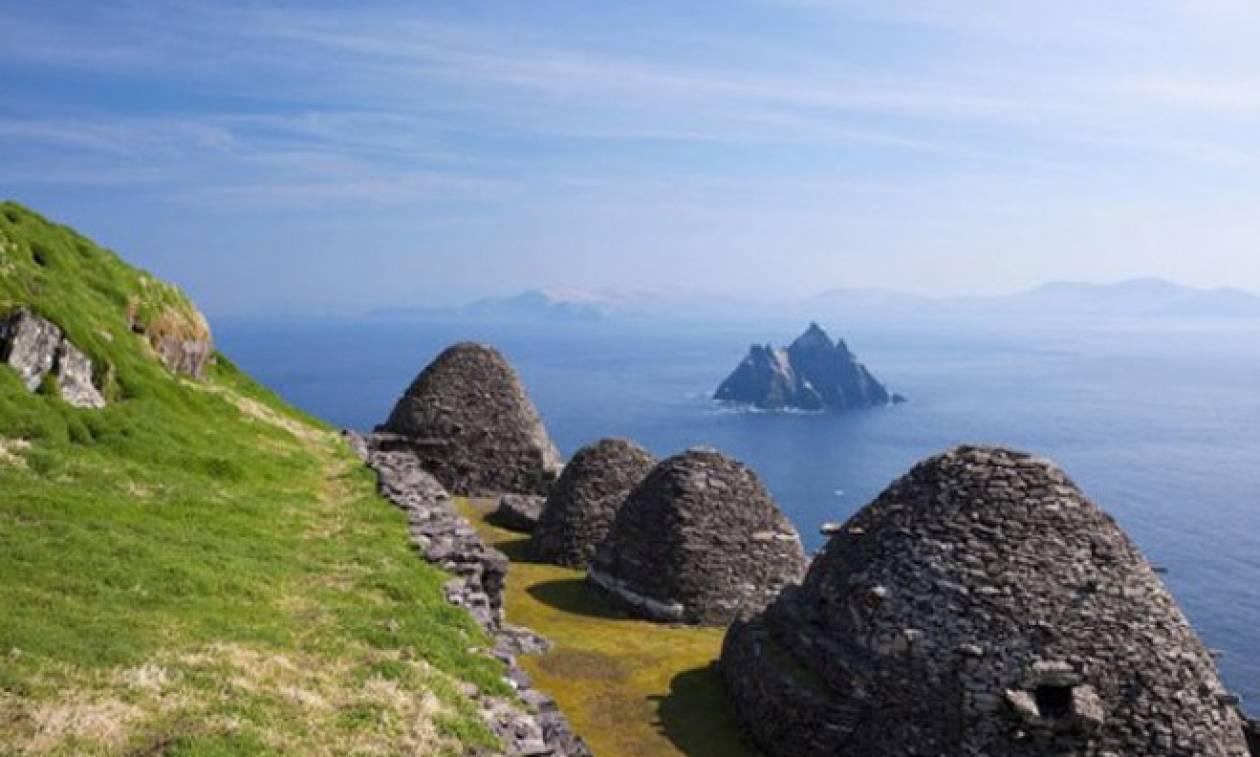 Αυτό είναι το ερημητήριο του Σκαϊγουόκερ στην Ιρλανδία (pics)