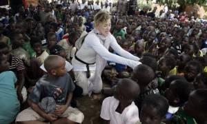 Η Μαντόνα θα ανοίξει τέσσερα νέα σχολεία στο Μαλάουι!