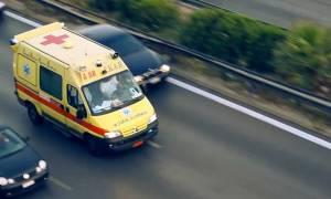Καραμπόλα στην Εθνική Οδό Αθηνών - Κορίνθου - Επτά άτομα στο νοσοκομείο