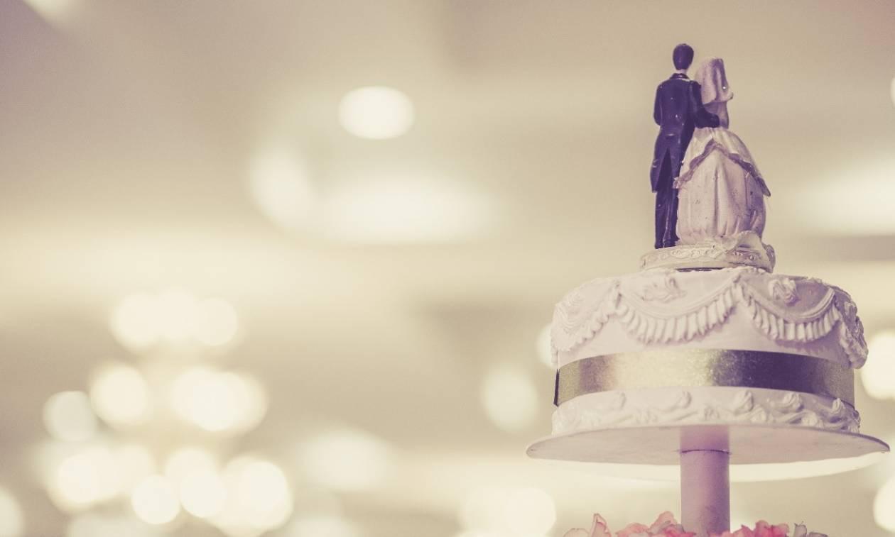 Απίστευτο: Αυτή η γαμήλια τούρτα κοστίζει 64.000 ευρώ!