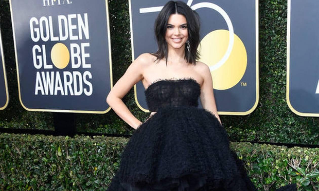 H Kendall Jenner χωρίς photoshop δείχνει κάπως έτσι