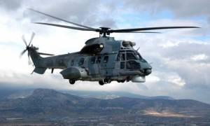Η ανακοίνωση του ΓΕΑ για την αεροδιακομιδή πολυτραυματία από πλοίο