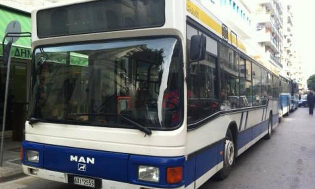 Απίστευτο περιστατικό στην Πάτρα: Έκλεψε τις τσάντες και έφυγε με το... λεωφορείο!