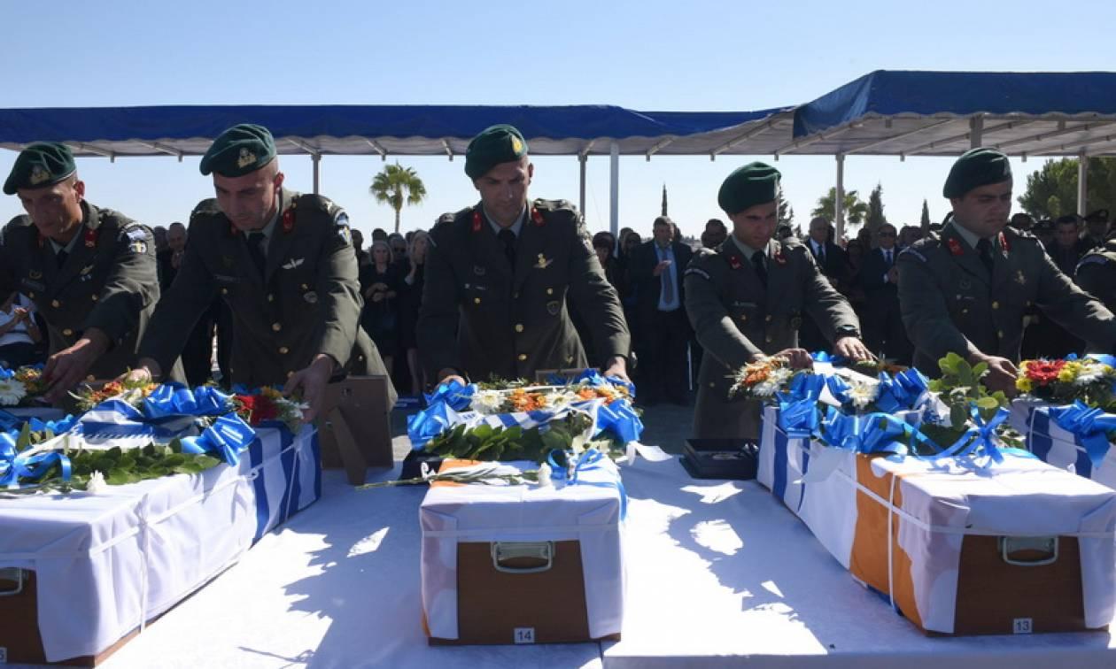 Μετά από 57 χρόνια επιστρέφουν στην Ελλάδα τα λείψανα πέντε μελών της ακταιωρού «Φαέθων»
