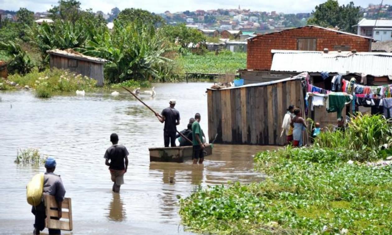Μαγαδασκάρη: Τουλάχιστον 29 άνθρωποι νεκροί από το πέρασμα του τυφώνα Άβα