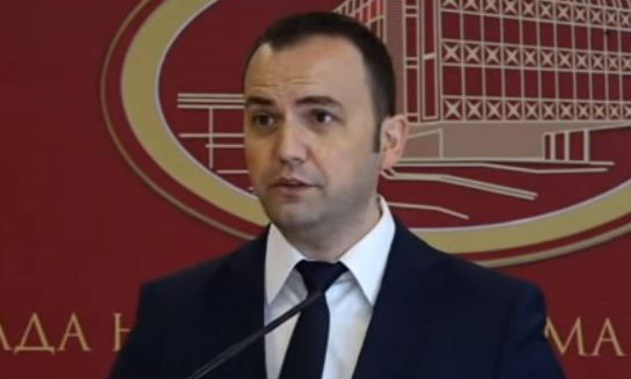 Πυρετός διαβουλεύσεων: Στην Αθήνα ο αντιπρόεδρος των Σκοπίων