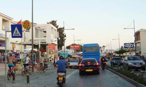 На Кипре дорожная полиция проведет рейды по контролю скорости движения транспорта