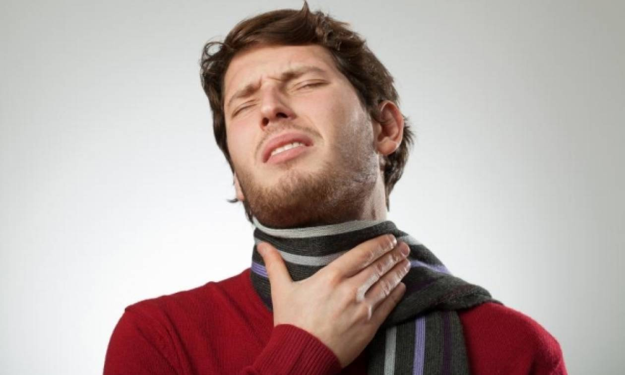 Πώς θα αντιμετωπίσεις αποτελεσματικά τον πονόλαιμο