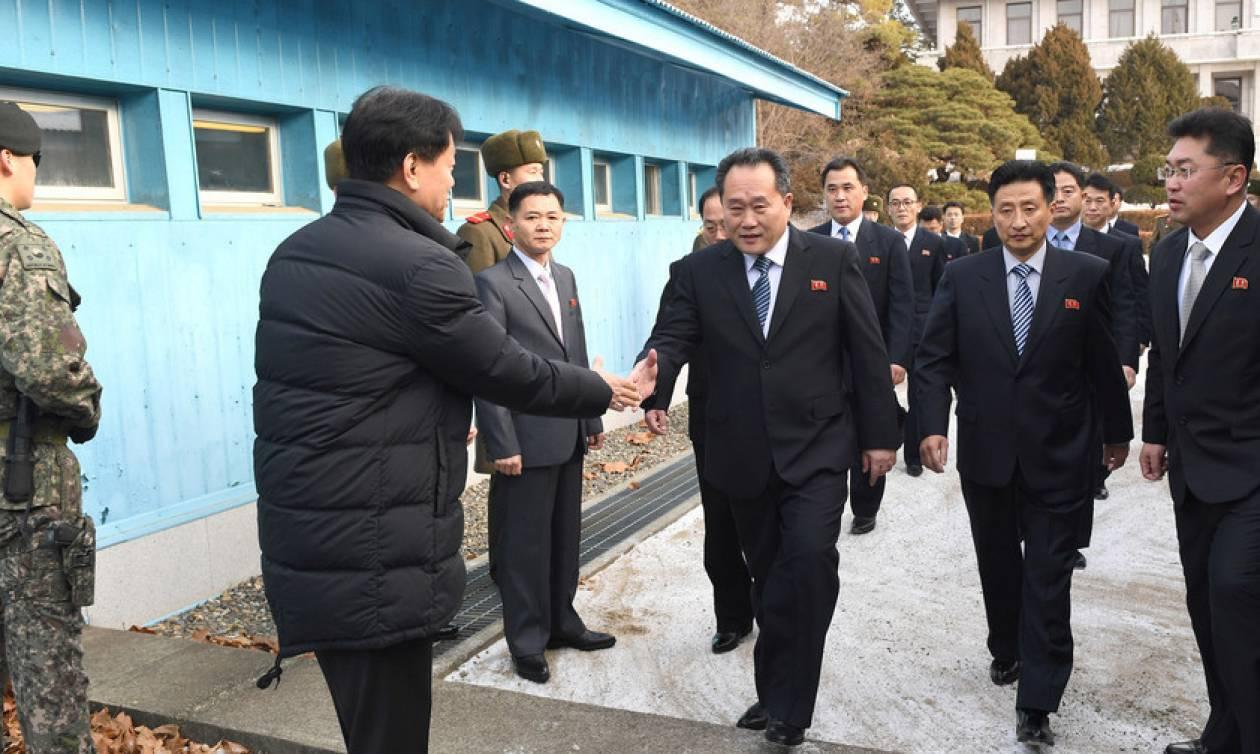 Το πρώτο βήμα έγινε! Τι συμφώνησαν η Βόρεια και Νότια Κορέα (Vid)