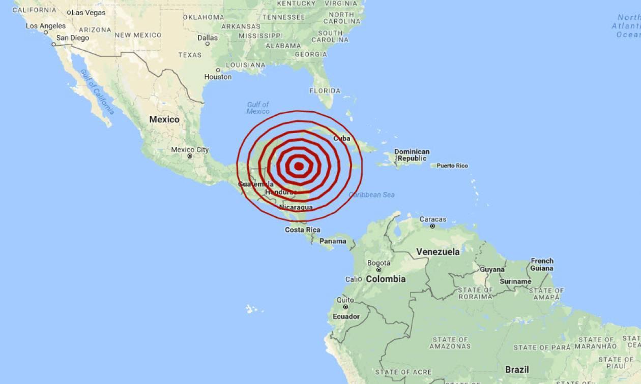 Μεγάλος σεισμός 7,6 Ρίχτερ στην Καραϊβική - Κίνδυνος για τσουνάμι