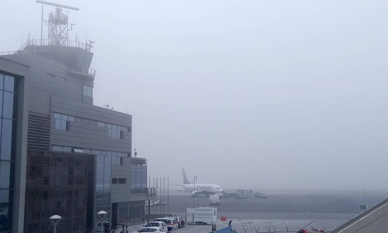 Προβλήματα στο αεροδρόμιο «Μακεδονία» λόγω ομίχλης - Κάντε κλικ ΕΔΩ για τις πτήσεις που ακυρώνονται