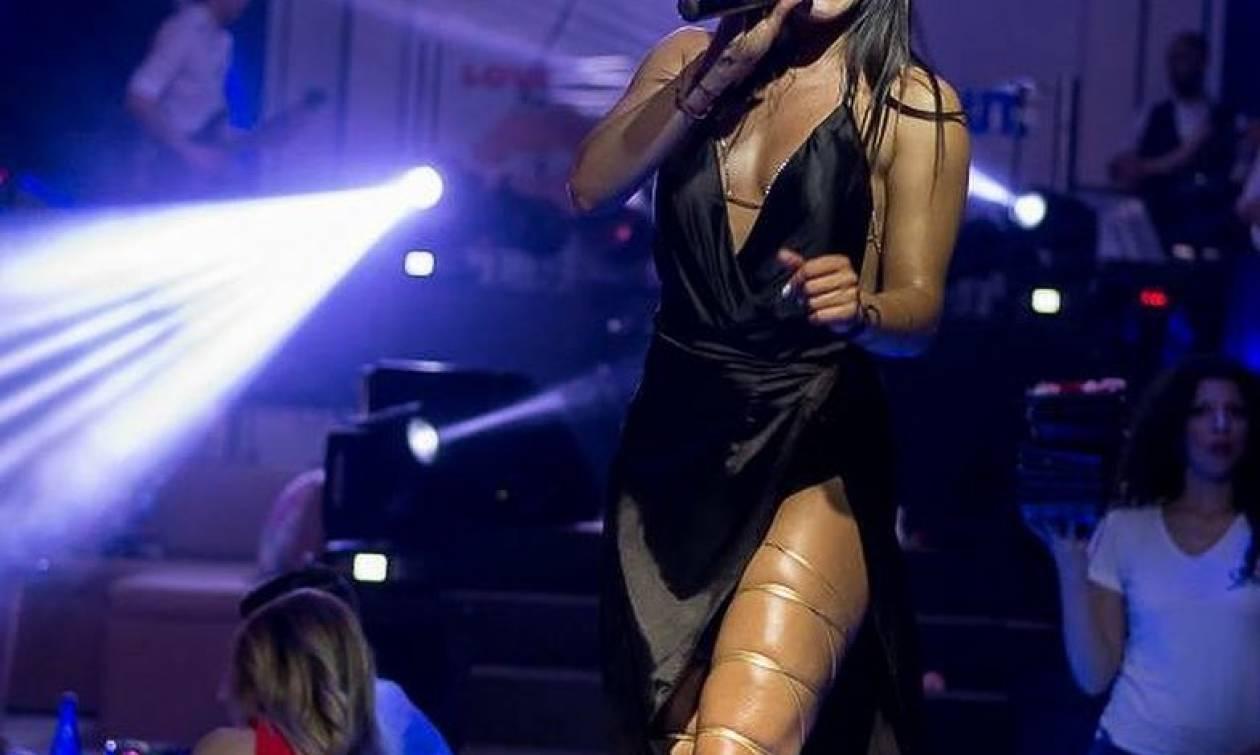 Η Ελληνίδα τραγουδίστρια με καυτές καμπύλες στο Instagram! (pics)