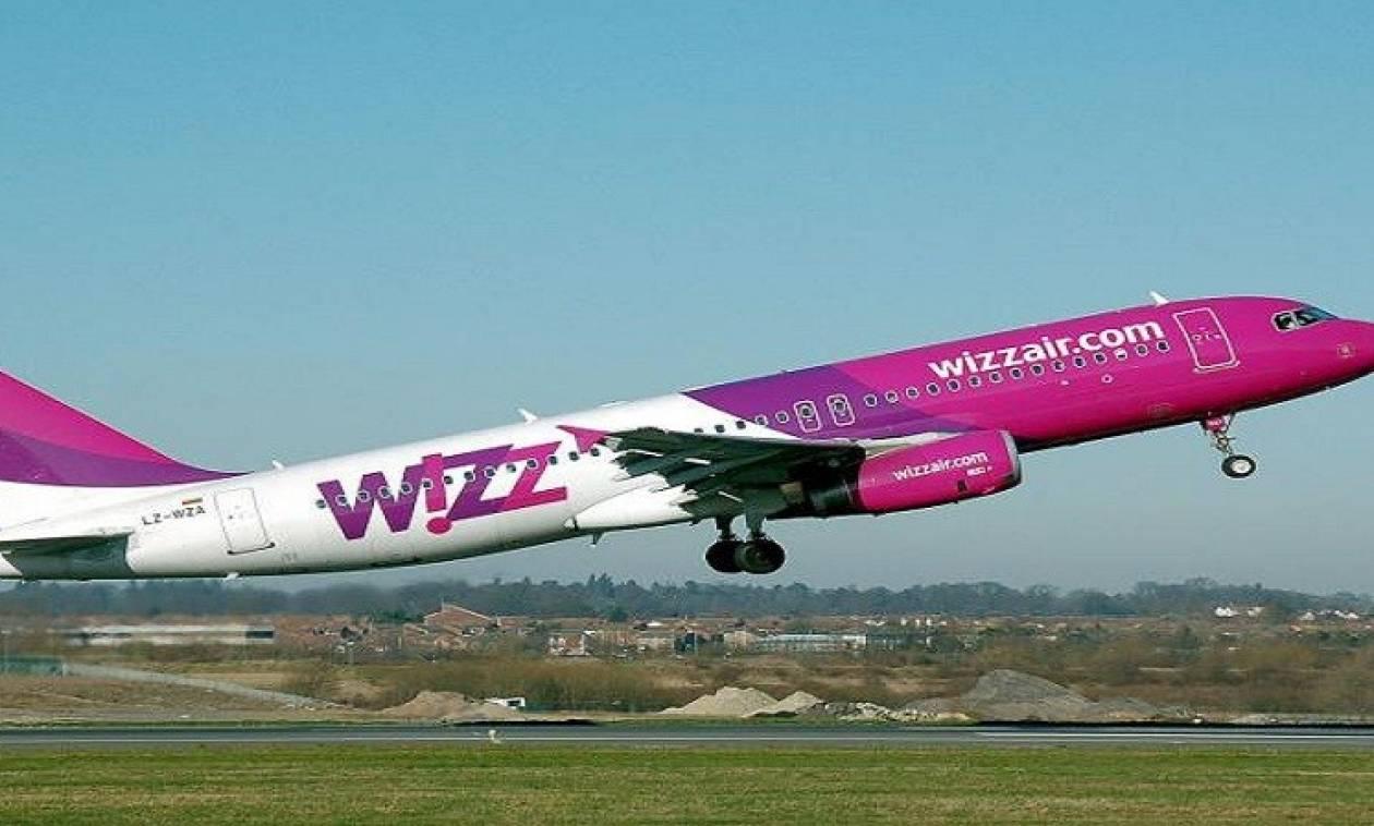 Авиакомпания Wizz Air начнет полеты из Ларнаки в Вену