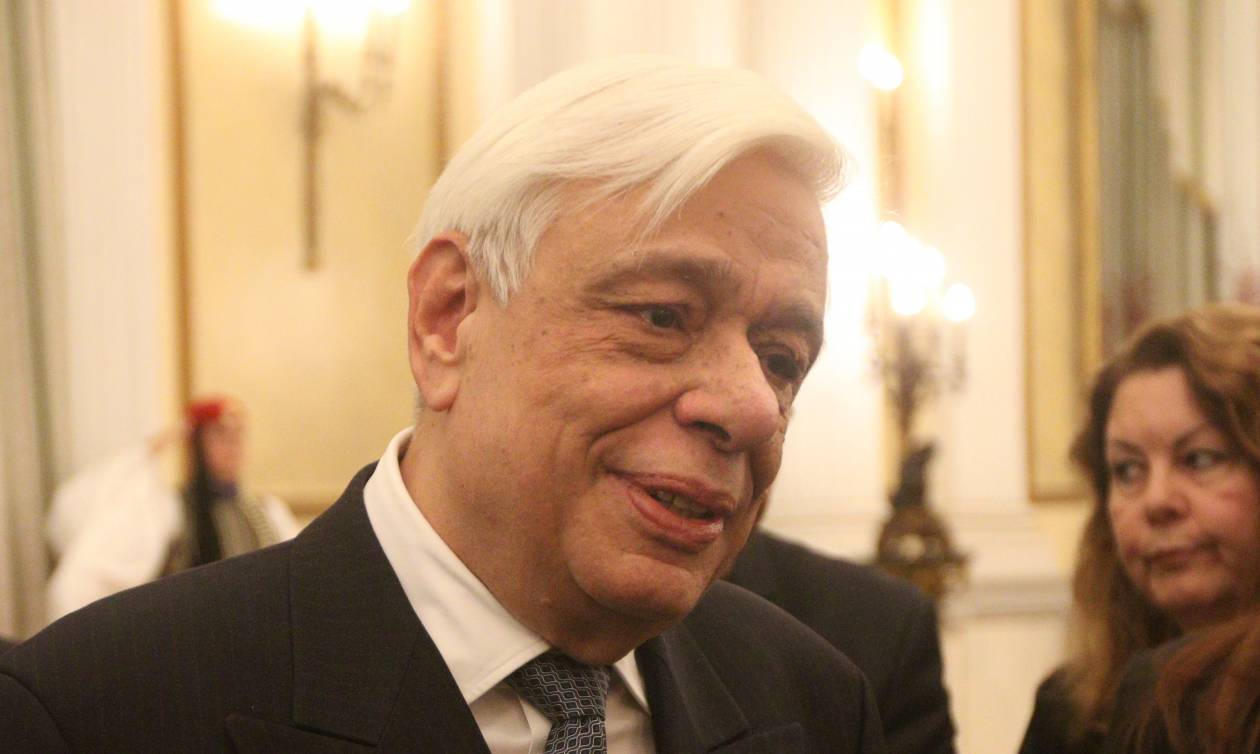 Συνάντηση Παυλόπουλου με το προεδρείο του Βιοτεχνικού Επιμελητηρίου Αθηνών την Πέμπτη (11/01)