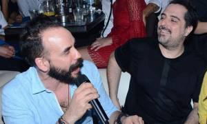 Απίστευτο βίντεο: Ο Πάνος Μουζουράκης διασκέδασε στον Μάκη Δημάκη