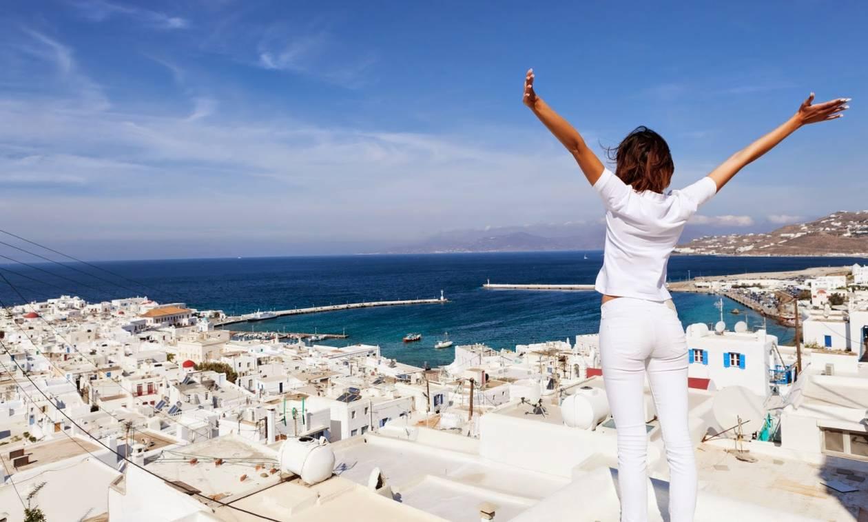 Στις πιο ασφαλείς χώρες για ταξίδια κατατάσσουν οι ΗΠΑ την Ελλάδα
