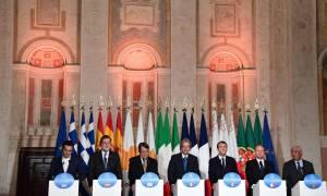 Αλέξης Τσίπρας: Το 2018 μπορεί να είναι έτος ορόσημο για το τέλος της κρίσης στην Ευρώπη