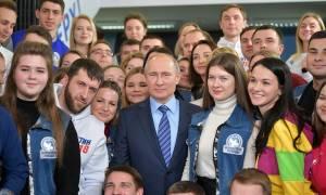 Избирательный штаб Путина возглавили три сопредседателя