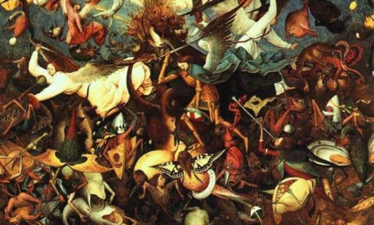 Συγκλονιστικό! Η μάχη των Αγγέλων με τους δαίμονες για την ψυχή της μοναχής