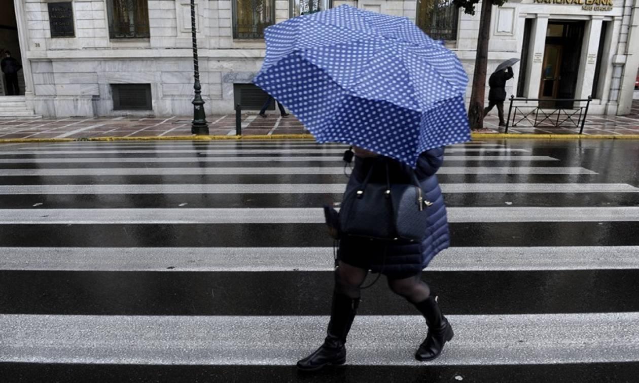Weather forecast: Rain on Thursday (11/01/2018)