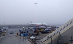 Problems at international airport Macedonia of Thessaloniki continue