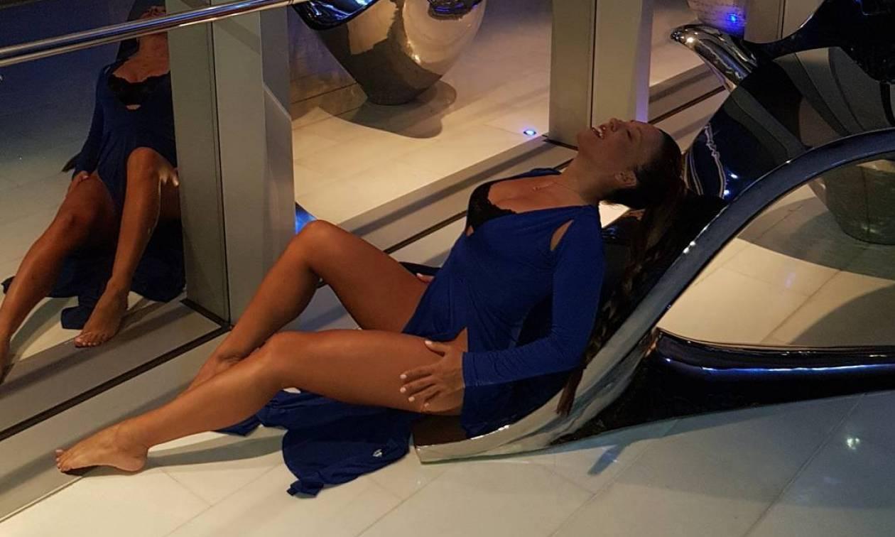 Διάσημη Ελληνίδα γυμνάστρια σε κολασμένες πόζες! (pics)