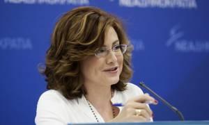 Σπυράκη για απεργίες: Η κυβέρνηση δίνει ρεσιτάλ τυχοδιωκτισμού