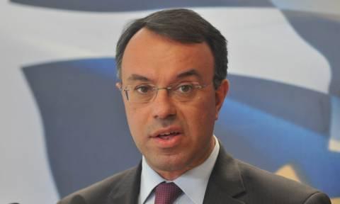 Σταϊκούρας: Στο κενό οι υποσχέσεις της κυβέρνησης για την πάταξη της φοροδιαφυγής