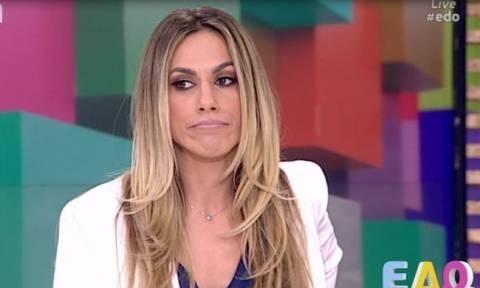 Ντορέττα Παπαδημητρίου για Mega: «Κρίμα, πολύ μεγάλο κρίμα… Είναι σοκαριστικό»