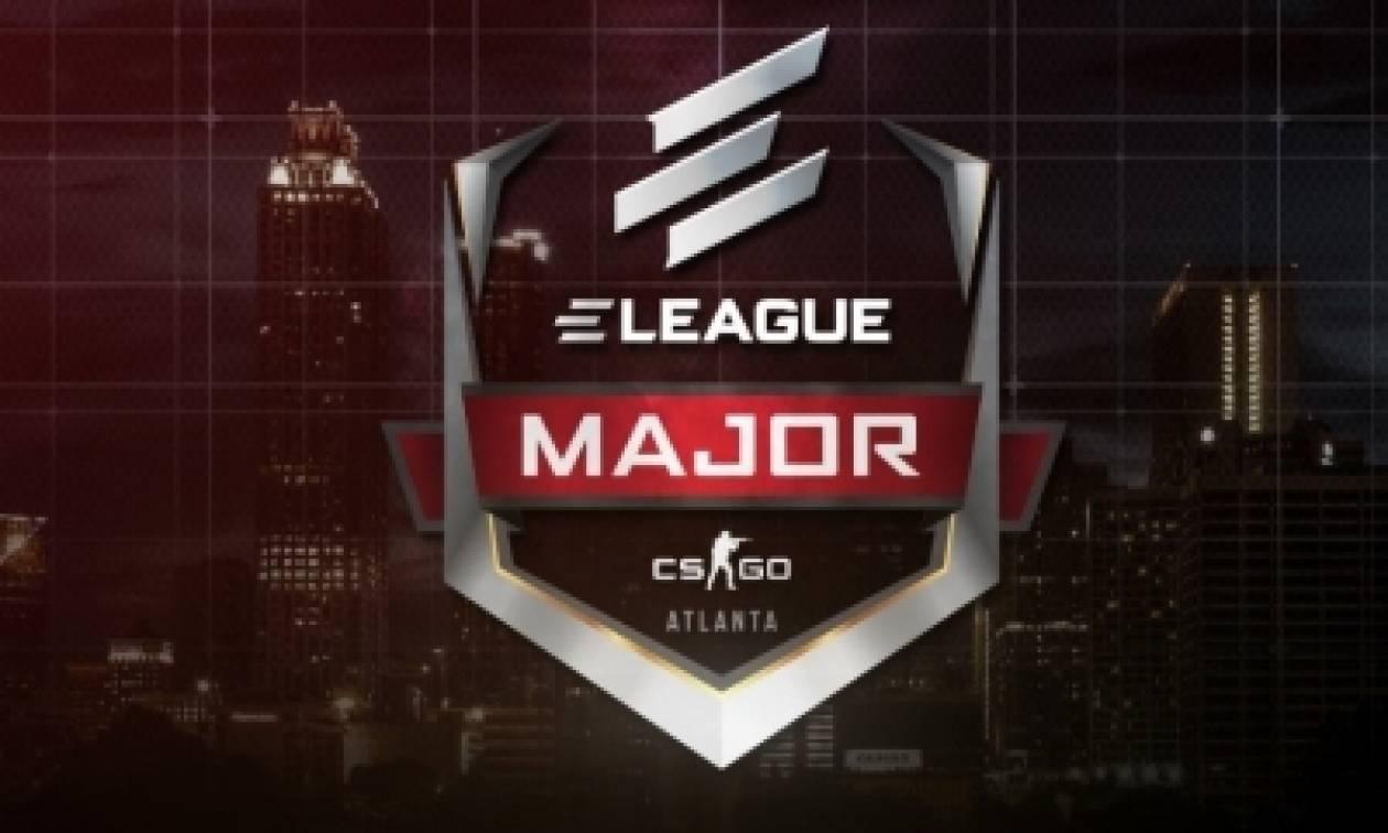 Το Stoiximan.gr φέρνει κοντά σου το μεγαλύτερο τουρνουά eSports, CS:GO της ELEAGUE