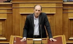 Σταθάκης: Αντικαθιστούμε ένα μόνιμο καθεστώς «γκρίζας ζώνης» στο Κτηματολόγιο