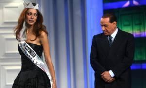 Ο Μπερλουσκόνι χαιρετίζει τα «ευλογημένα λόγια» της Κατρίν Ντενέβ για τη σεξουαλική παρενόχληση