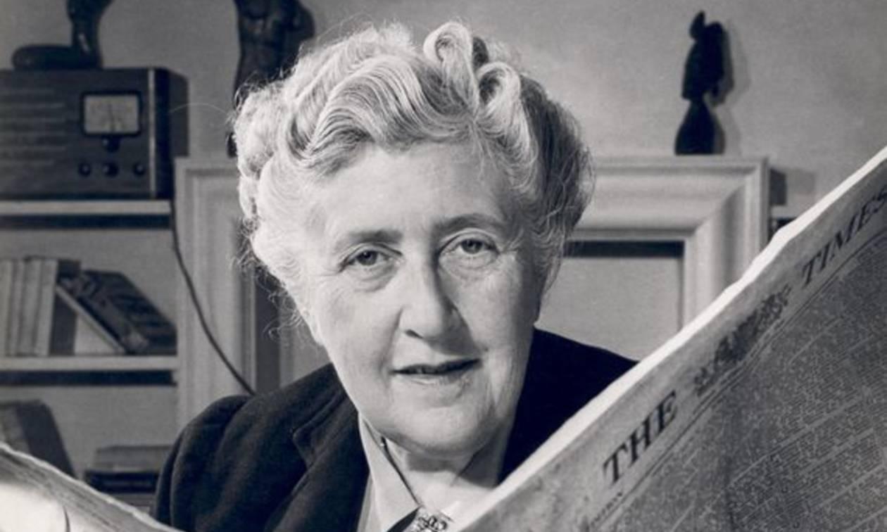 Σαν σήμερα το 1976 πέθανε η διάσημη συγγραφέας Άγκαθα Κρίστι (Pics+Vid)