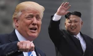 Μυστηριώδης δήλωση του Τραμπ για τον Κιμ Γιονγκ Ουν: Συνομίλησαν τηλεφωνικά;