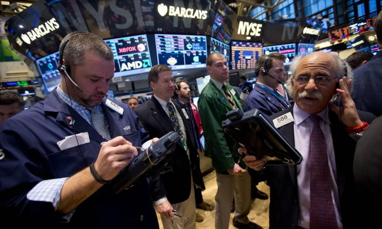 Επιστροφή στα κέρδη και τα ρεκόρ για τη Wall Street