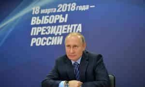 ЦИК зарегистрировал 259 доверенных лиц Путина на выборах президента