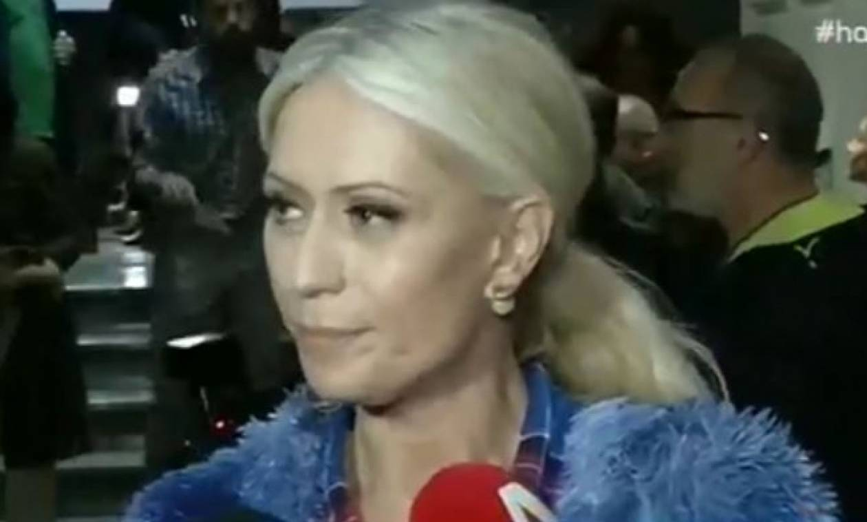 Αποκάλυψη διά στόματος Μπακοδήμου: Αυτό είναι το επόμενο τηλεοπτικό της βήμα