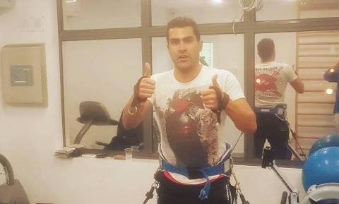 Survivor 2: Εκτός ο Καστίγιο! Έλληνας Ολυμπιονίκης στην θέση του (pics)