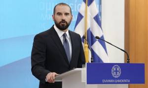 Government seeking the broadest possible consensus on Skopje name issue, says Tzanakopoulos