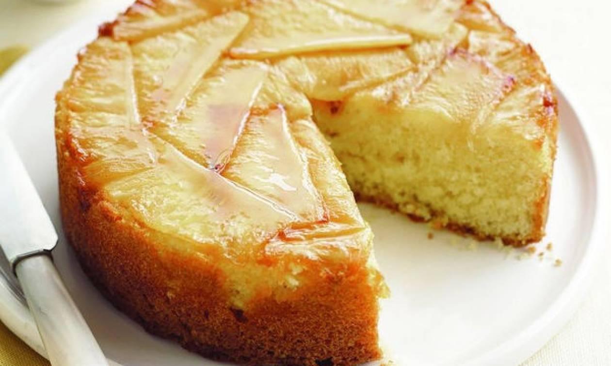 Συνταγή για εύκολο κέικ ανανά