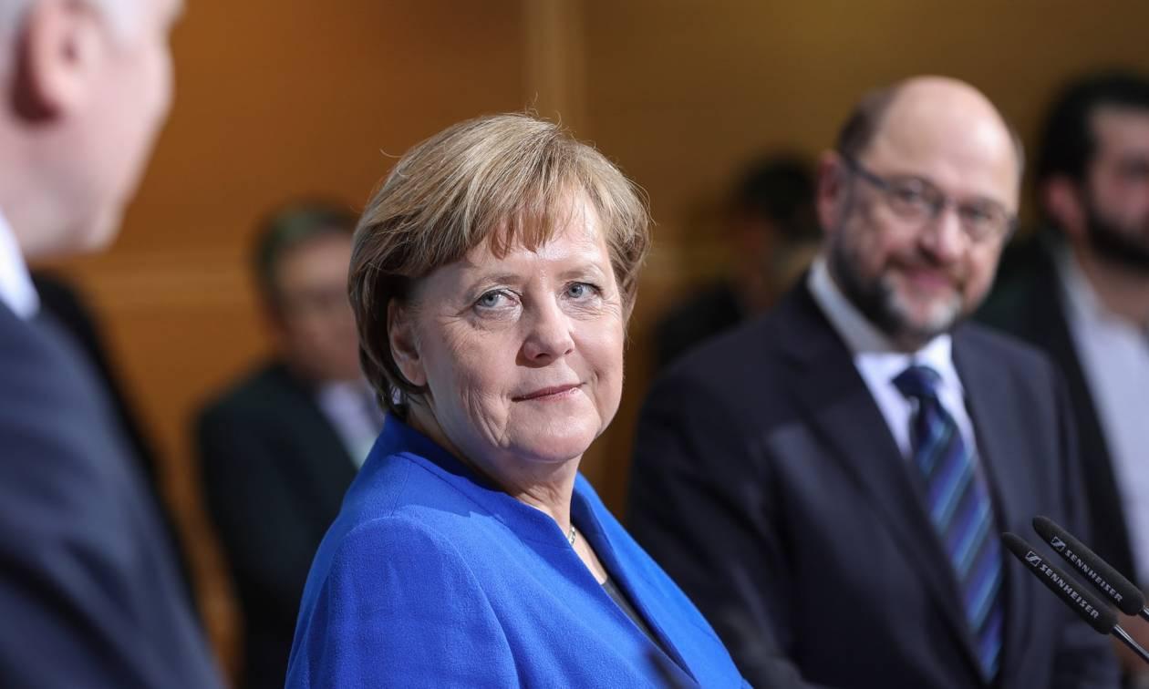 Η Μέρκελ υπόσχεται μία «νέα εκκίνηση» για την Ευρώπη