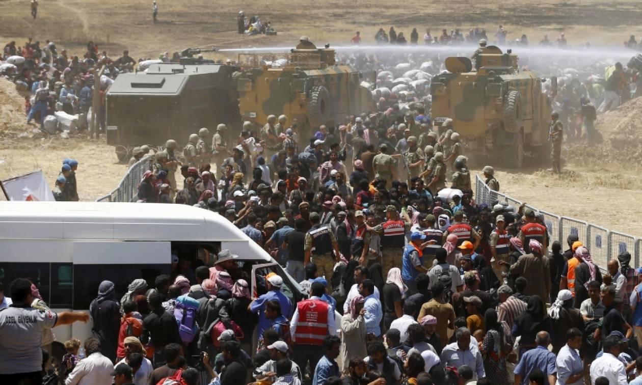Κώδωνας κινδύνου από την Τουρκία: Έρχεται νέο μεγάλο κύμα προσφύγων (Vid)