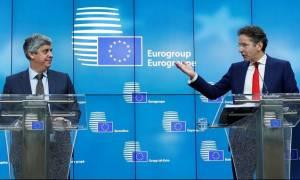 Ντάισελμπλουμ τέλος! Αλλαγή σκυτάλης στο Eurogroup (Vid)