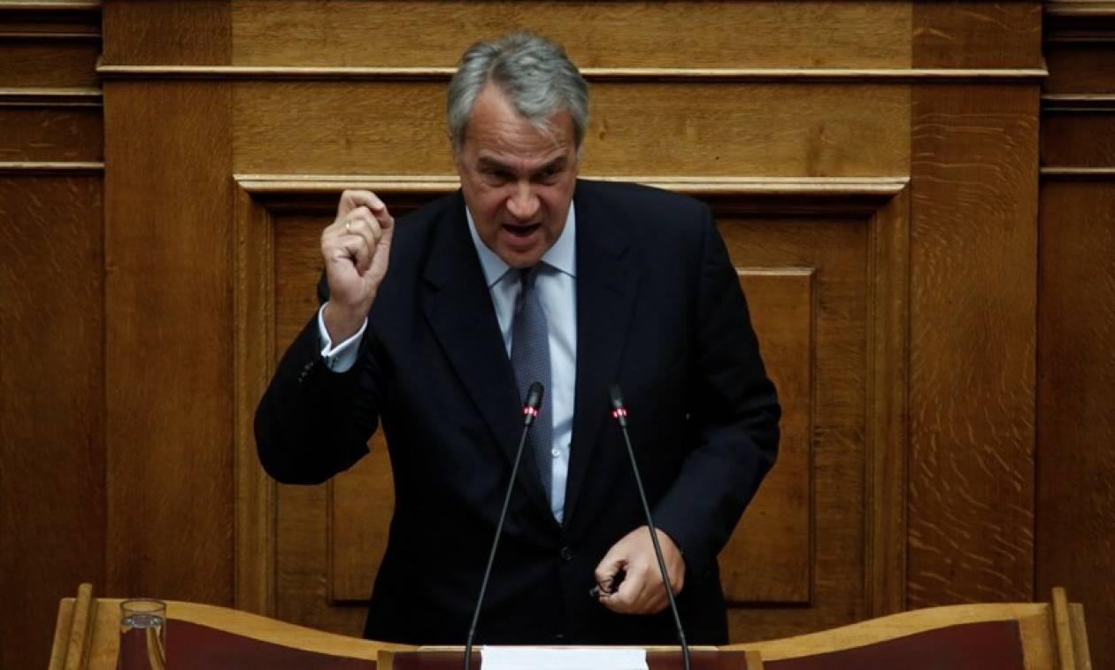 Βουλή - Βορίδης: Αυτό το polyνομοσχέδιο είναι η ταυτότητα του ΣΥΡΙΖΑ