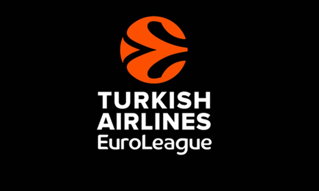 Τα αποτελέσματα και η βαθμολογία της Euroleague (12/1) (photo)