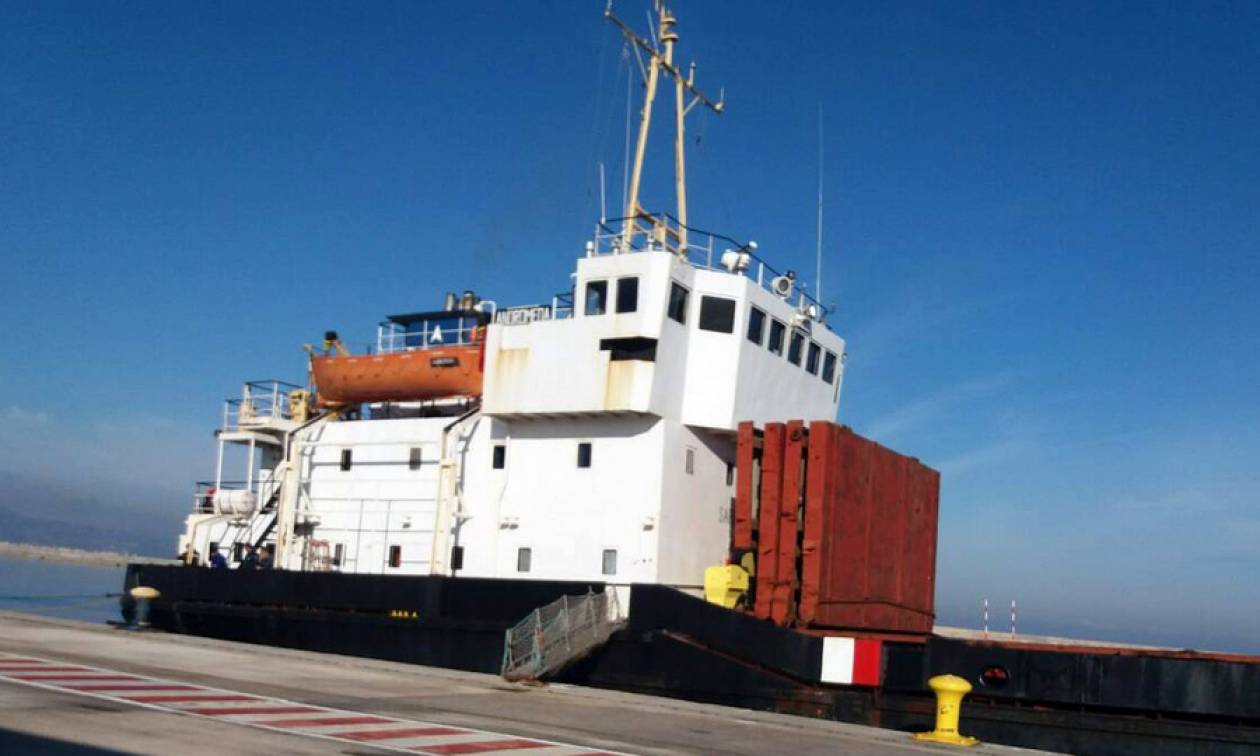 ''Andromeda'': Αποκαλύψεις και φόβοι για την ασφάλεια του πλοίου λόγω κακοκαιρίας