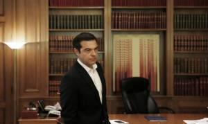 Κυβερνητική σύσκεψη στο Μαξίμου υπό τον Τσίπρα